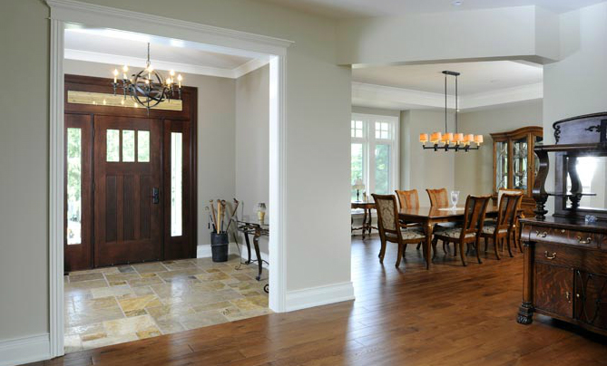 Durowood Flooring – Maple floors with stain