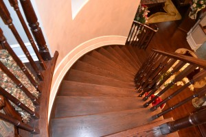 Installation, sanding and refinishing, staining and repairing quality hardwood flooring and staircase recapping in Ottawa and surrounding area.